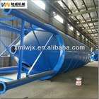 Best Selling 100tons Cement Silo for Storage Canbe Disassembled and Assembled with Bolts and Nuts