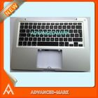 New UK Layout Keyboard Top Case Topcase Palmrest For Macbook Pro unibody 13.3'' A1278 MB990 2009 Year Ver Laptop , NO Touchpad