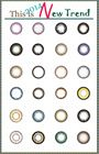 New Trend of color contact lens