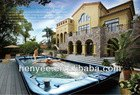 Guangzhou factory supply portable freestanding jacuzzy swimming pool