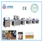 SG--Automatic capsule(tablet) counting line, plastic bottle capsule and tablet counting line for round and square bottle