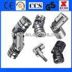Sturdy Strong Aluminum and fiexble shaft coupling