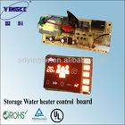 2oz Thickness Copper Electronic Water Heater PCB Board With Safe Device