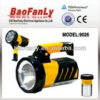 high power LED rechargeable portable emergency light