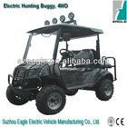 4 wheel drive hunting car, EG6020A4D,4-PERSON,48V/4KW Sepex, CE