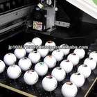 ISO 9001,2008 certified golf ball printing machine of made in japan for sales promtion