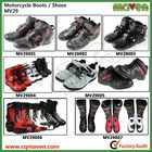 Fashion Mens leather Motorcycle Boots China MV29