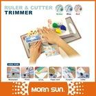 35cm ruler/2 Cutters Rotary Paper Trimmer