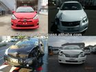 Newer model of used car sales from all japan makers