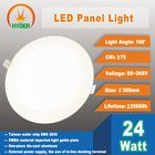 Round ultra-thin models LED Panel Light With CE/RoHS