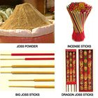 Joss powder & incense