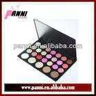 Pro 26 colors makeup blusher palette eyeshadow compact set