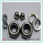 a4-80 ansi b18.2.2 stainless steel hex nut