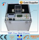 TOP transformer oil analysing instrument 100kv with printer,LCD displayer,fully automatical