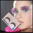 High quality mink fur eyelashes in customized packaging