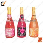 OEM hot selling 750ml shimmer bubble bath / champagne bottle bath bubble