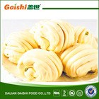 2014 hot sale high quality delicious steamed flour snack