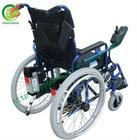 Foldable Electric Wheelchair with CE Certificate