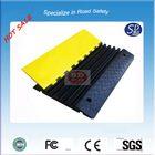 Cable ramp rubber cable protector humps cable protector ramp