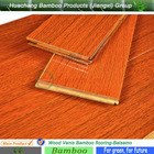 Enviromental E1 Grade A click lock bamboo flooring with Great Prices