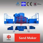 Vertical shaft impact crusher, sand making mining machine