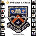 Custom embroidery textile duck patches