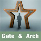 Backdrop Production/Gate & Arch/Backdrop for Dinner-Seminar